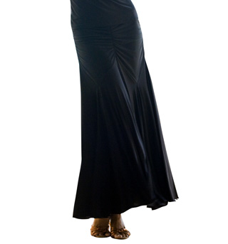 Ladies Long Tulip Skirt - Style No S1