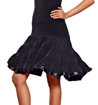 Tiered Ruffle Skirt - Style No S16