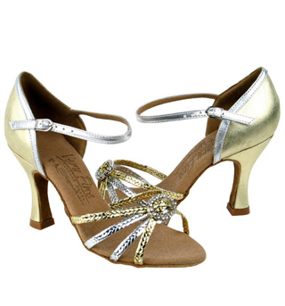 Ladies Latin/Rhythm- Signature Series Ballroom Shoes - Style No S9282
