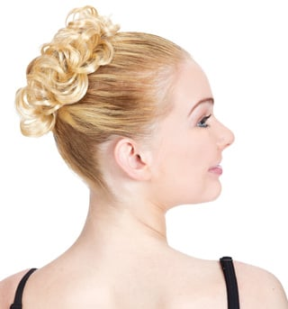 Synthetic Hair Scrunchie - Style No SCR08