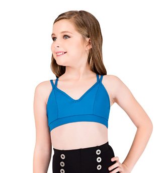 Girls Racer Back Camisole Bra Top - Style No SIL87179C