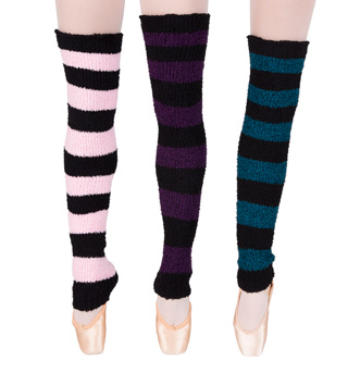 Two Tone Pamperwarmer Legwarmer - Style No SL7764