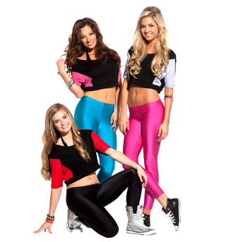 Adult Glitz Skinny Leggings - Style No SS8021