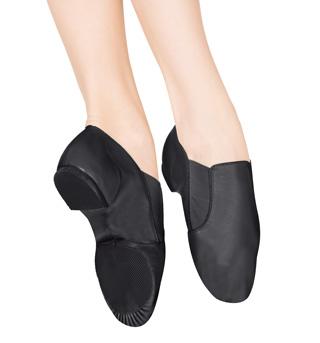 Girls Gore Insert Jazz Boot - Style No T7602C