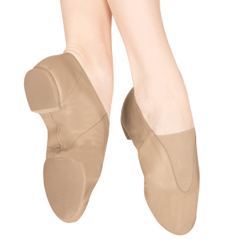 Child Gore Top Jazz Shoe - Style No T7900C