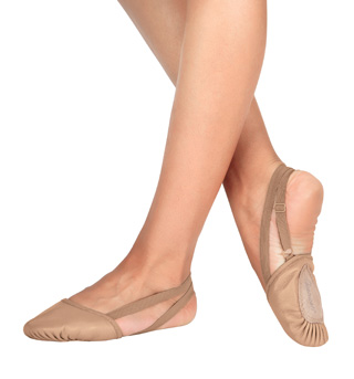 Leather Dance Half Sole - Style No T8970