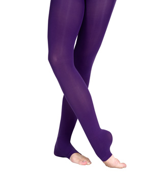 Girls Footless Tights - Style No T96C