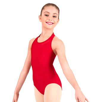 Girls Halter Dance Leotard - Style No TH5108C