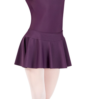 Adult Pull-On Nylon Skirt - Style No TH5114