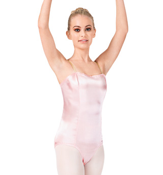 Adult Satin Basic Camisole Leotard - Style No TH7500