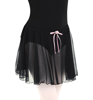 Child Future Star Chiffon Skirt - Style No U7001CP