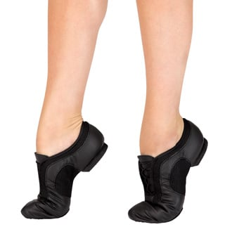 Adult Vegas Lace Up Jazz Shoes - Style No V72M