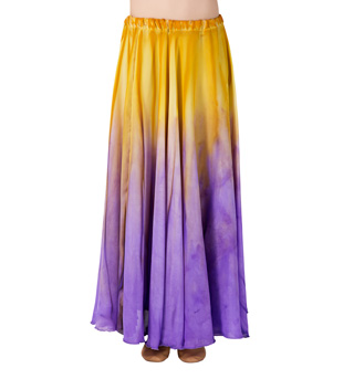 Women's Plus Size Worship Long Skirt - Style No WC105P