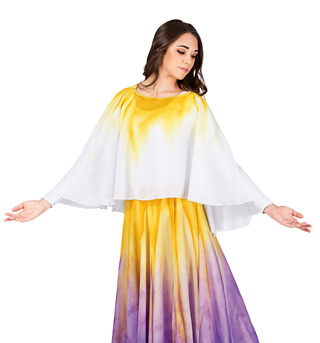 Plus Size Worship Collar - Style No WC106P