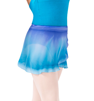 Adult Wrap Skirt with Matching Hair Tie - Style No WCWS