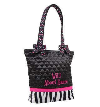 Wild About Dance Tote - Style No WLD06