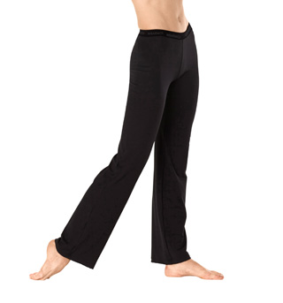 Adult Supplex V-Waist Dance Pant - Style No WM159