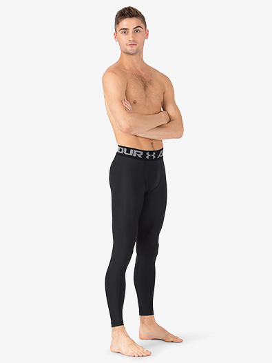 Mens Compression Fitness Leggings - Style No 1289577