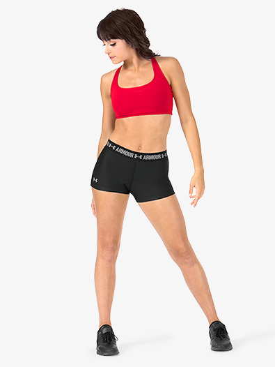 Womens HeatGear Workout Shorts - Style No 1297899