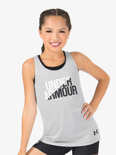 Girls Logo Fitness Tank Top - Style No 1299324