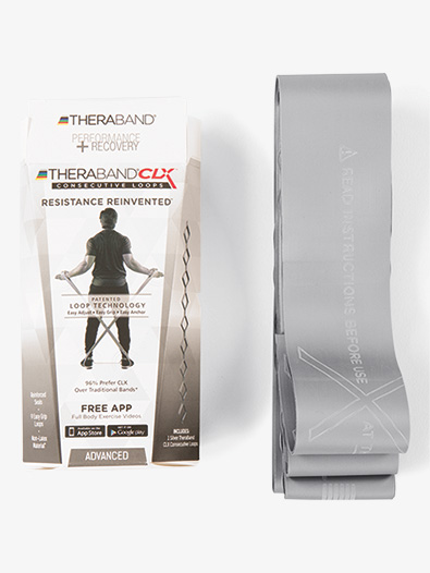 Theraband Advanced Strength CLX Resistance Band - Style No 13010