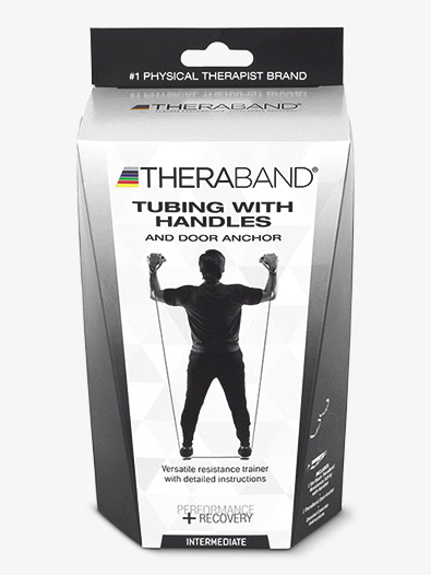 TheraBand Intermediate Strength Tubing - Style No 13080