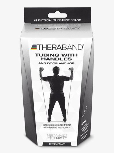 TheraBand Intermediate Strength Tubing - Style No 13080