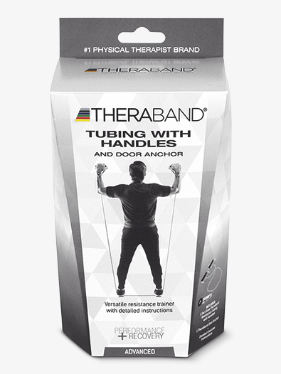 TheraBand Advanced Strength Tubing - Style No 13081
