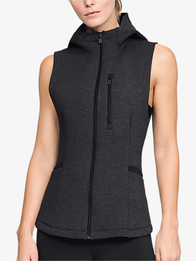 Womens Misty Copeland Signature Hooded Athletic Vest - Style No 1314268
