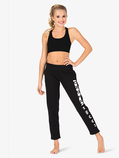 Womens ''Rival'' Fleece Fitness Pants - Style No 1317858