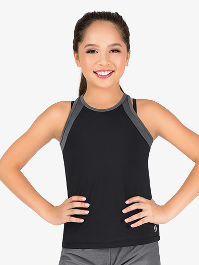 Girls Soffe Dri Fitness Tank Top - Style No 1504G