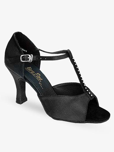 Ladies Latin/Rhythm- Classic Series Ballroom Shoes - Style No 1609