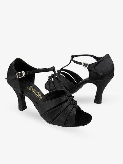 Ladies Latin/Rhythm- Classic Series Ballroom Shoes - Style No 1672