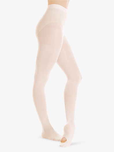 Adult Ultra Soft Convertible Tights - Style No 319