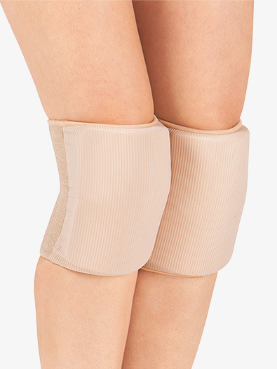 Adult/Child Nude Knee Pads - Style No 3501