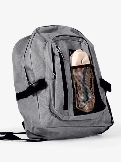 Front Mesh Pocket Dance Backpack - Style No 5045SC