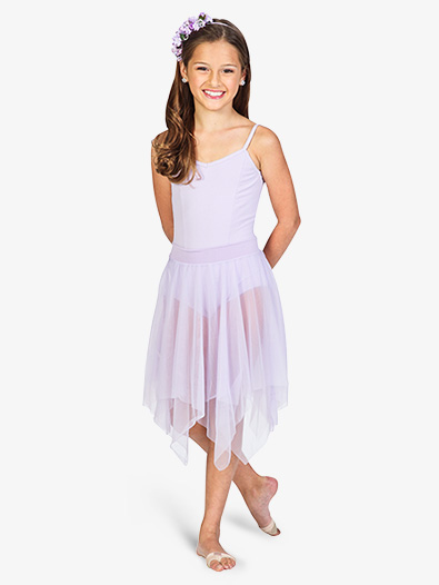 Adult Double Layer Chiffon Skirt - Style No 539