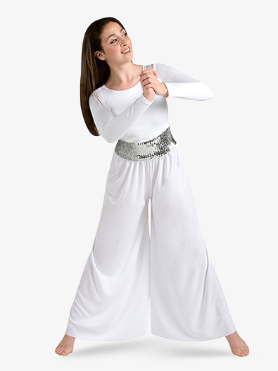 Women's Worship Long Sleeve Jumpsuit - Style No 569