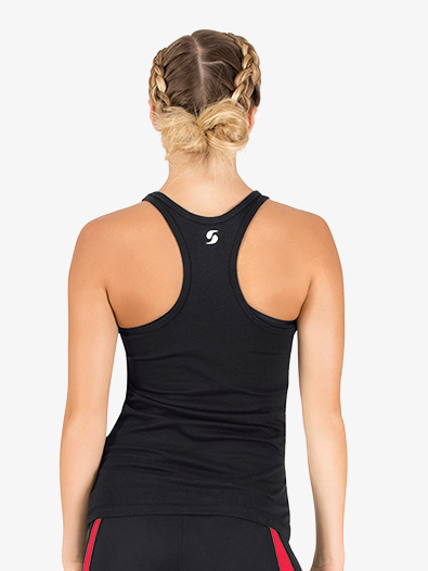 Womens Essential Fitness Tank Top - Style No 6509V