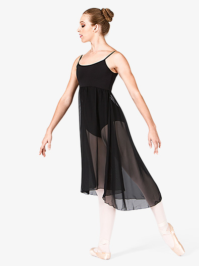 Camisole Dress Balletlyrical Body Wrappers 7799 Discountdance
