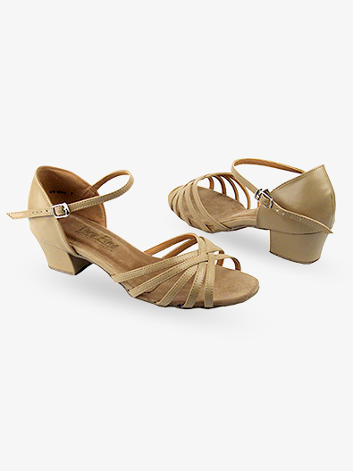 Ladies Practice/Cuban- Classic Ballroom Shoes - Style No 802
