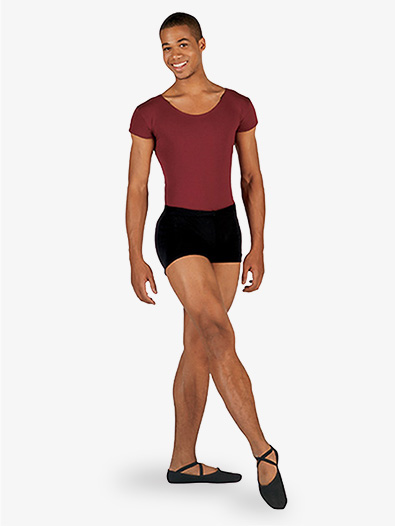 Mens Dance Bike Shorts - Style No AB19