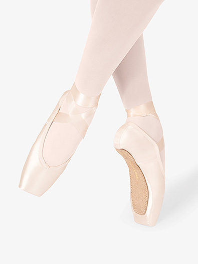 Adult Almaz Pointe Shoes (Diamond) - Style No AD