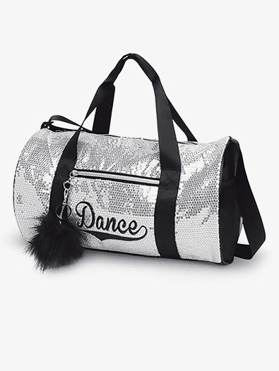 Sequin Dance Duffle Bag - Style No B452