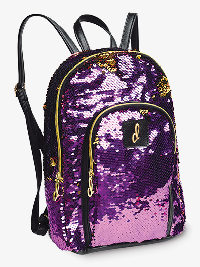 Reversible Sequin Dance Backpack - Style No B838