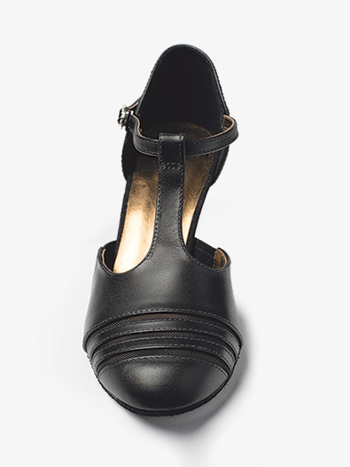 Womens ''Raella'' 2.5'' Closed Toe Ballroom Shoes - Style No BL186