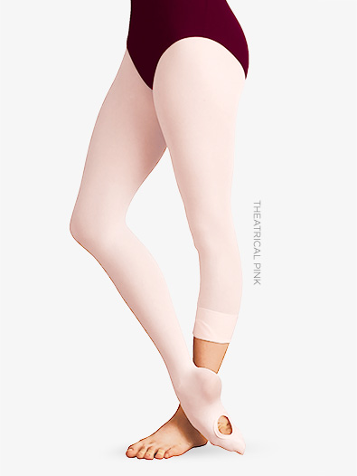 Child Supplex TotalSTRETCH Convertible Tights - Style No C31