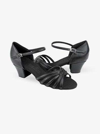 Ladies Practice/Cuban- C Series Ballroom Shoes - Style No C802