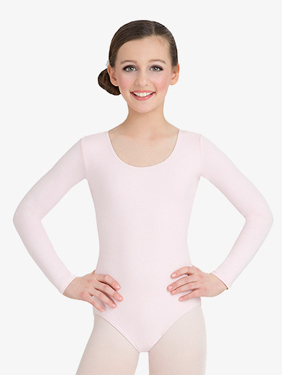 Child Long Sleeve Leotard - Style No CC450C