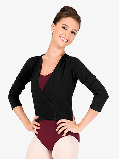 Adult Warm-Up Wrap Top - Style No CC850